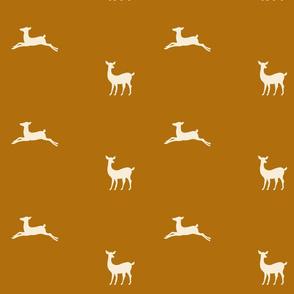 Deer 2 - bark cream