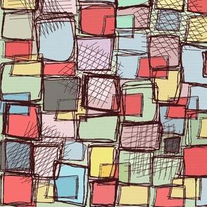 Messy Squares