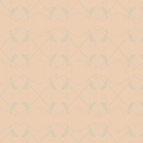 Robin Pattern 1 (Beige & Gray)