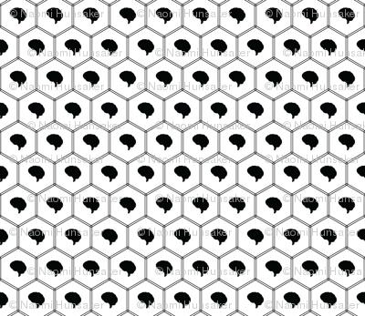 Honeycomb | Black