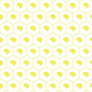 Honeycomb | Yellow