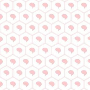 Honeycomb | Provincial Pink