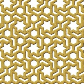 Gold Window Lattice