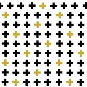 black_&_gold_swiss_cross