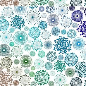 Sea flowers 1