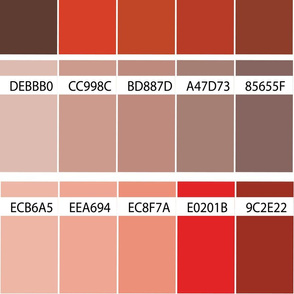 Color Map Red-02_Miss Chiff Designs