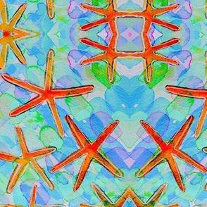 Starfish Watercolor