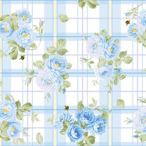 Springwater Tartan Roses