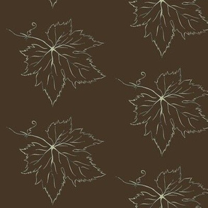 A_new_look_hop_Leaf_turned_100_deg_Dk_Brown_bg