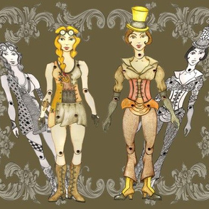 Steampunk Shadows