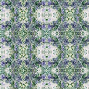 Dreamscape 5 Reflected - Blue/Green