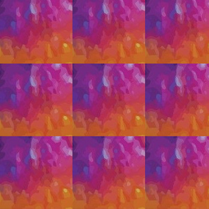 Fiery Squares