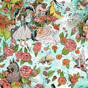 Fairytale Tapestry
