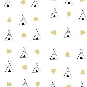 Black_&_Gold_Tipees_w_Triangles
