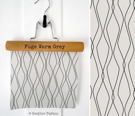 Fuge - Geometric Warm Grey