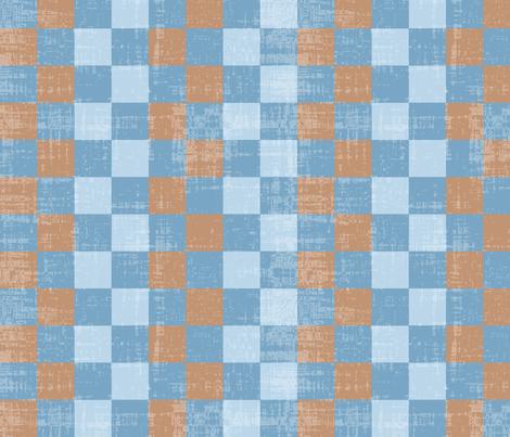 checker stripe fabric by diane_gilbert on Spoonflower - custom fabric