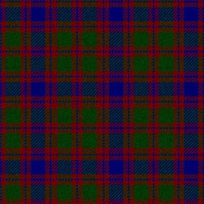 Clan Logan Tartan // Small