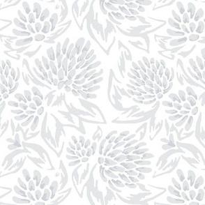 Clover - White