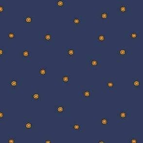 Golden Moss Dots