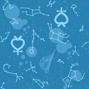 Mercury Constellations