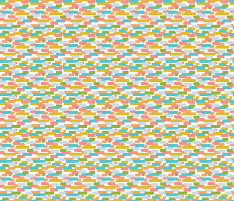 Brush_strokes-01 fabric by hellomellydesigns on Spoonflower - custom fabric