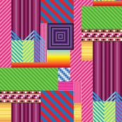 Stripes Montage