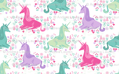 unicorn // pink pastel girls sweet unicorns