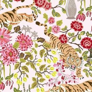 Tiger Garden Dusk