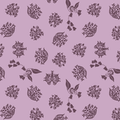 Thistle pink