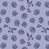 Thistle lilac