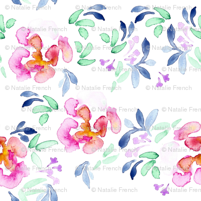 {Summer Garden Floral}