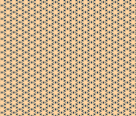 Old Fashioned Heat fabric by edjeanette on Spoonflower - custom fabric