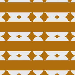 Diamonds and Stripes-ch