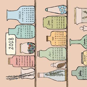 2018 Calendar of Curiosities