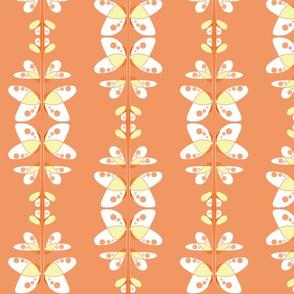 MIYO abstract orange totem