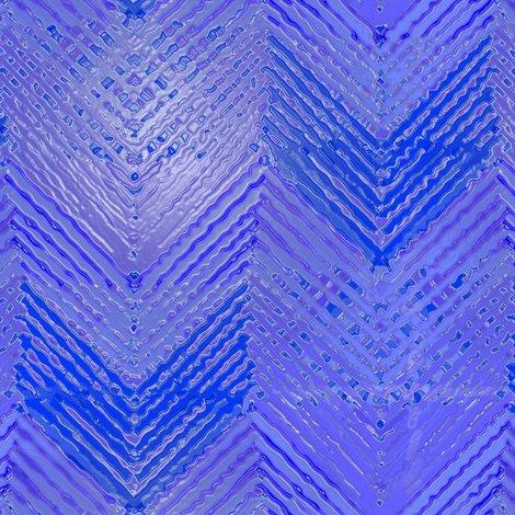Rshiny_blue_chevron_log_cabin_shop_preview