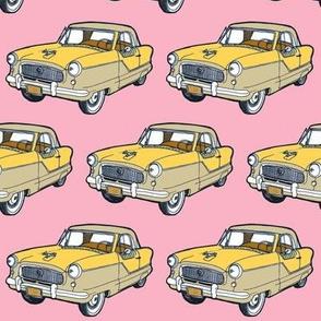 Happy Little 1961 Nash Metropolitan Fifties Compact Car