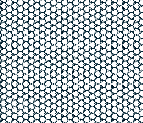 Tile of Style fabric by edjeanette on Spoonflower - custom fabric
