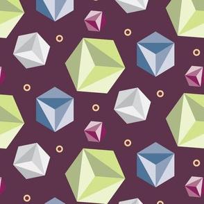 Cubes_Dots_Violet