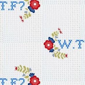 Cross Stitch Madness - WTF
