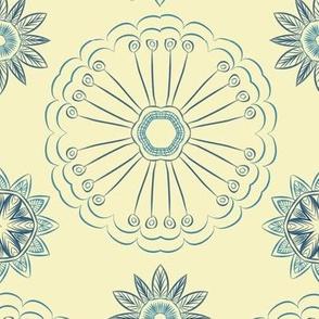 Primitive wallpaper