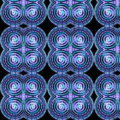 Orchid LED Hoop Kaleidoscope