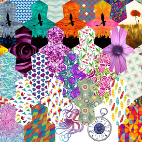 "10"" Tessellation Panel #1"