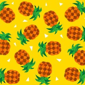 Summer Yummer Pineapples