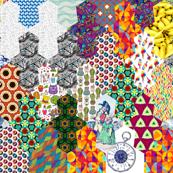 "10"" Tessellation Panel #2"
