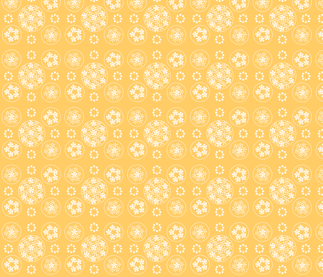 Valencia_orange fabric by snap-dragon on Spoonflower - custom fabric