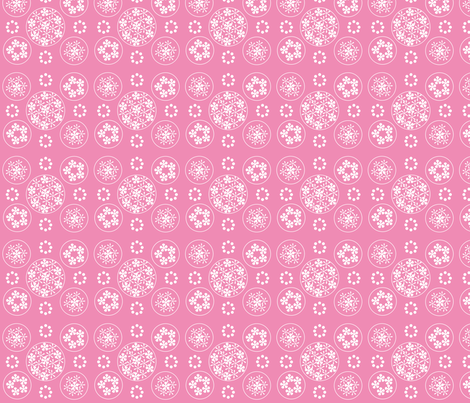 valencia_pink fabric by snap-dragon on Spoonflower - custom fabric