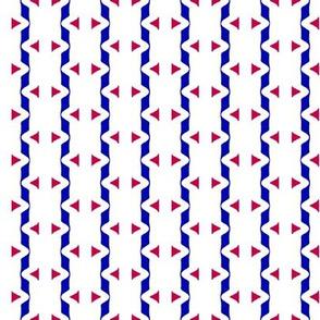 Tickled Stripes
