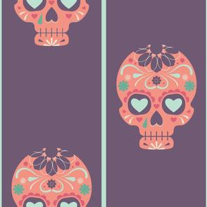 Pink Skull Way Large
