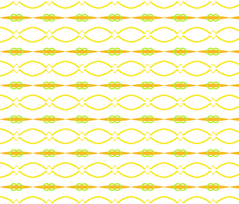 Stately Summer fabric by edjeanette on Spoonflower - custom fabric